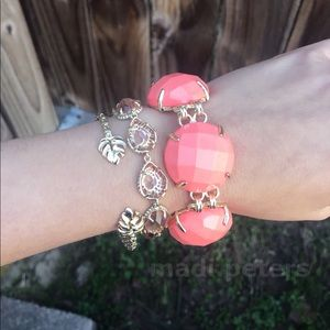 Kendra Scott Jewelry - Kendra Scott Cassie Bracelet in Coral